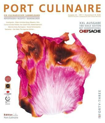 PORT CULINAIRE FORTY-THREE - Band No. 43 - 9783947310432 DHL-Versand