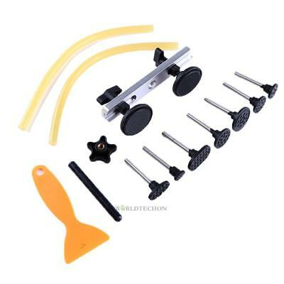Car Paintless Dent Repair Hand Tools PDR Puller Hail Removal & Glue Pulling Tabs