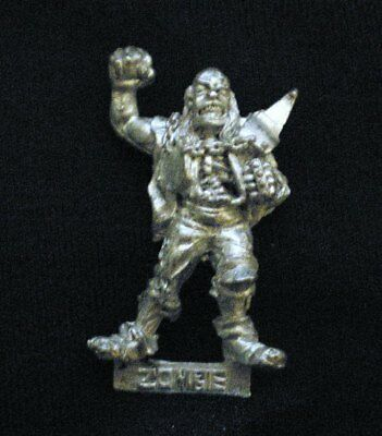 Classic OOP Citadel Blood Bowl -- ZOMBIE -- 3rd Ed Undead Necromancer Player #2