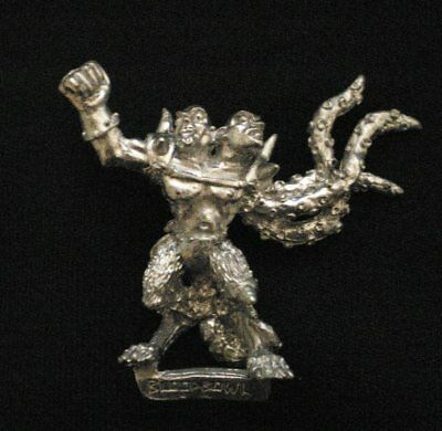 Classic OOP Citadel Blood Bowl -- WITHERGRASP DOUBLEDROOL - CHAOS STAR PLAYER --