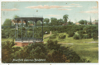 Shenfield Common Bandstand