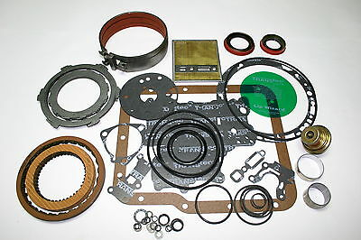 Powerglide Master Rebuild Kit PG Transmission Overhaul With Band Chevy Chevrolet