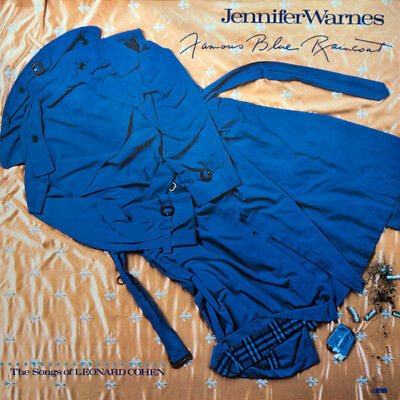 Jennifer Warnes Famous Blue Raincoat Cypress Vinyl LP