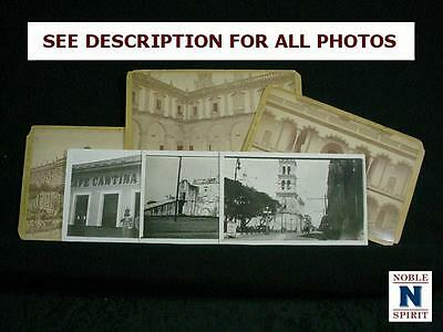 NobleSpirit NO RESERVE {3970} Excellent Early Photographs of Mexico