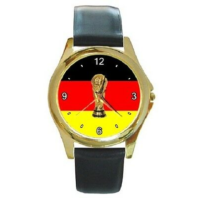 Deutschland Germany World Cup Trophy Brazil 2014 Wristwatch **great Gift Idea**
