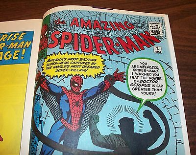 Amazing Spider-Man #3 Reprint in Spider-Man Classics #4 from July 1993 in VF+ NS