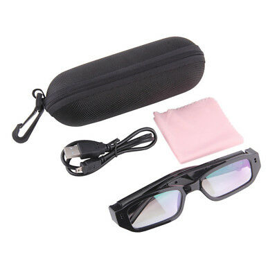 Mini HD 720P Spy Camera Glasses Hid Eyewear DVD Video Recorder Cam Camcord