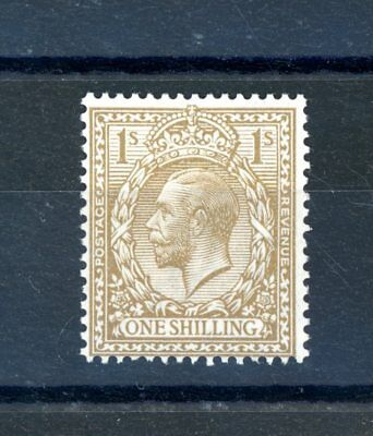 Great Britain  1912  Royal  Cypher  1s  SG 396  unmounted MINT    (O886)