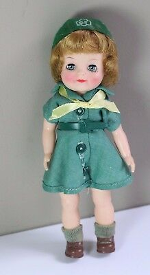 Vintage 1965 Effanbee Girl Scout Doll in Box