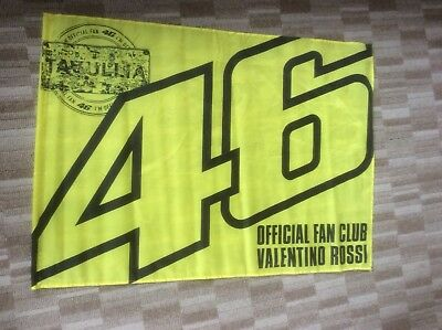 Valentino Rossi Flag - Official Fan Club