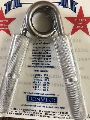 Captains Of Crash Hand Gripper For Training Grip Strength Number 3