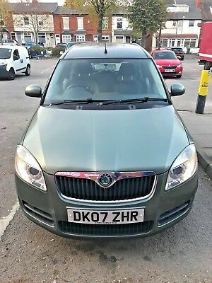 Skoda Roomster 2 1.6,16 Valve Tipronic Auto Full History Call Me  07954800129