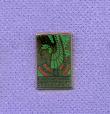 Rare Pins Philips Egypte Ce 1992 Arthus Bertrand I368