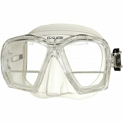 Dive Mask / Snorkelling with Lenses Bi-Focal Mask FREE POST  Brand New  +1.75