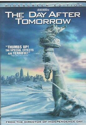 Day After Tomorrow (Dvd, 2004) Includes Insert