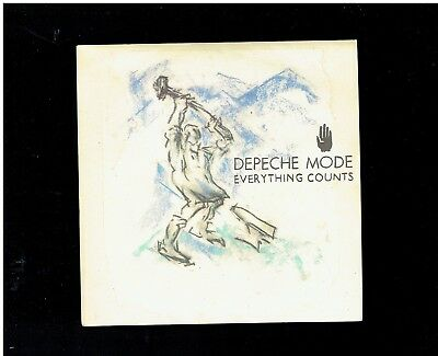 Depeche Mode Everything Counts Ps 45 1983