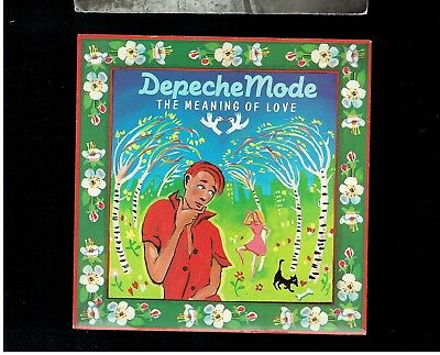 Depeche Mode The Meaning Of Love Ps 45 1982