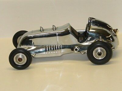 Vintage Cox Thimble Drome Special, Chrome Race Car, Gasser