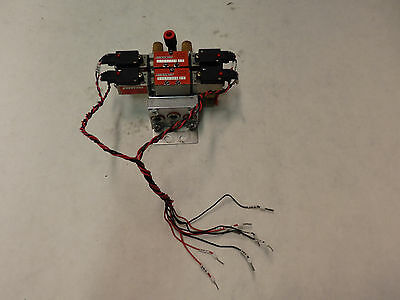 Dynamco D3632320 Solenoid Valve Assembly /w Manifold (H5)