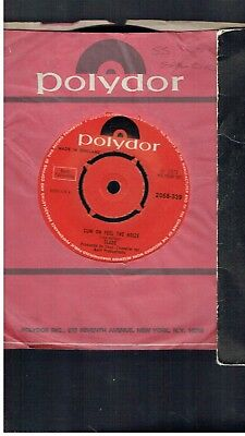 Slade Cum On Feel The Noize 45 1973 Polydor