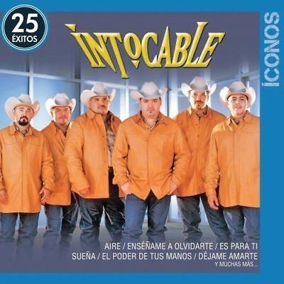 Intocable - Iconos - 2 CD's
