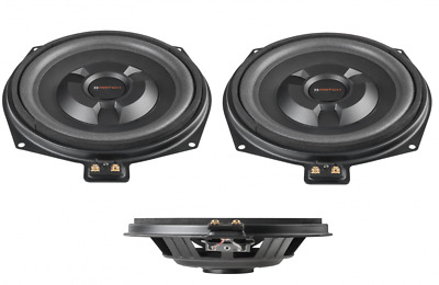 Match underseat subwoofers to fit BMW X3 E83 F25 1 pair 150w RMS