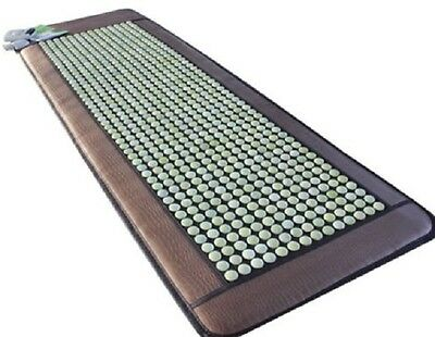 NEW HealthyLine InfraMat Pro Full Mat Heat Therapy With Jade Stones 72X24