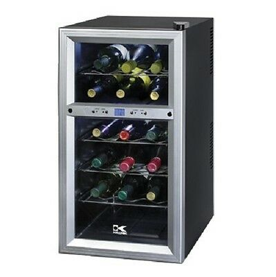NEW Kalorik WCL20629 18-Bottle Wine Cooler