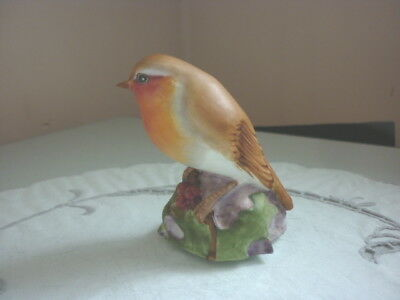 Royal Worcester Robin Figurine 3197