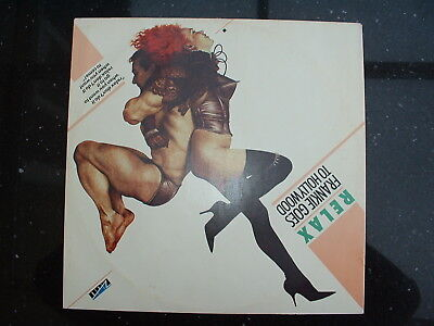 """Frankie Goes To Hollywood - Relax (12"""" Exc!!! 1983)"""