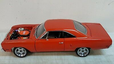 Gmp 1:18 1970 Plymouth Road Runner Fast And Furious - Copper