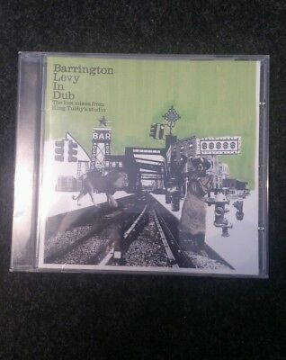 Barrington Levy - In Dub (The Lost Mixes from King Tubby's Studio, 2005) reggae