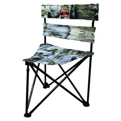 Primos 60085 Double Bull Tri Stool in Truth Camo