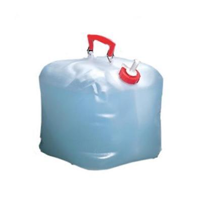 Texsport 5 Gallon Collapsible Water Carrier with Spigot and Handle 15850