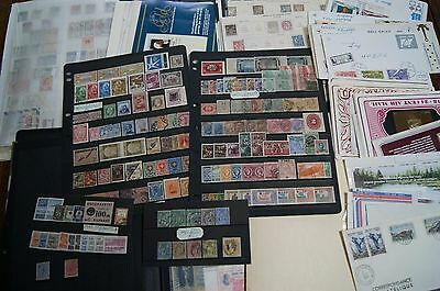 131Me Stamp Collection Europe World Mint Used  (We01)
