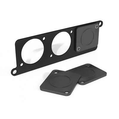 Temple Mini Module Punched Plate -