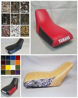 Yamaha TRI-MOTO Seat Cover YTM225 1983-1986   in BLACK, 2-TONE or 25 Colors (ST)