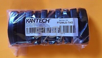10 x KANTECH P72WLS-TAG IOPROX TRANSMITTER, 2-BUTTON WITH INTEGRATED IOPORX TAG
