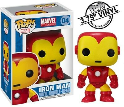 Funko Pop! #04 - Iron Man
