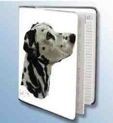 Retired DALMATIAN Softcover Address Book artwork by Robert May