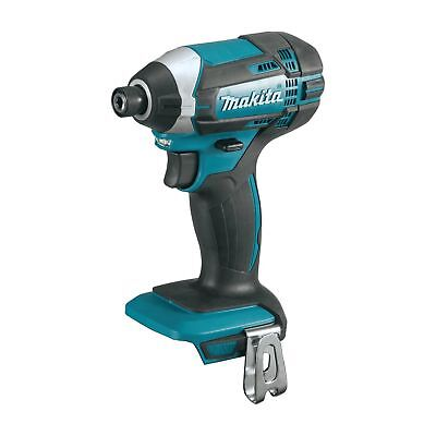 """Makita XDT11Z 18V LXT Lithium-Ion Cordless 1/4"""" Impact Driver (Tool Only)"""