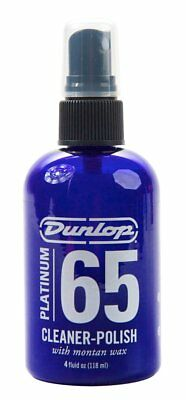 Dunlop Platinum 65 Guitar Care - Cleaner Polish 118 ml