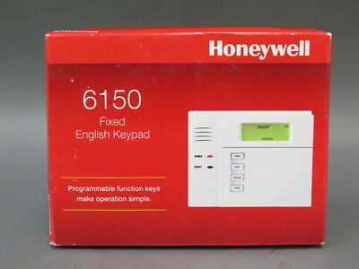 Honeywell 6150 Fixed English Keypad NewNIOB