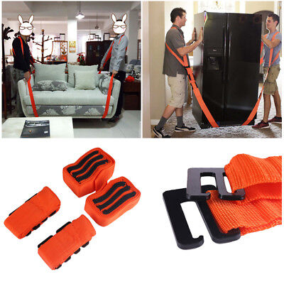Forearm Forklift Furniture Lifting Moving Straps Cradle Lift Easy Manual Carry