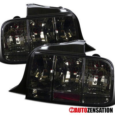 05-09 Ford Mustang Smoke Integrate Sequential Turn Signal Tail Lights