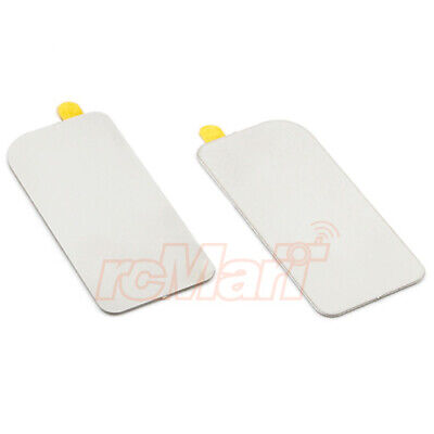 Yeah Racing Reflective Mirror Plate For Traxxas TRX-4 RC Cars Crawler #TRX4-030
