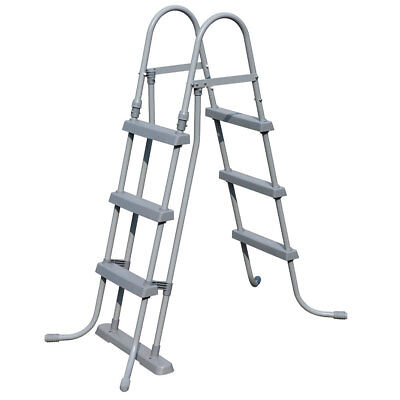 Bestway Safety Pool Ladder Removable Step for Above Ground Swimming Pool 1.07m