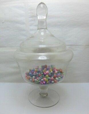 1X Wedding Event Lolly Candy Buffet Apothecary Jar 37cm we-caja64