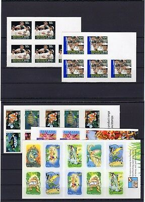Australia , Valid Postage , Sports , Only Booklets, Face Value Aus $ 27 , Mnh