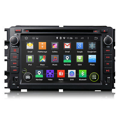 7 inch Android 4.4 Car Stereo DVD GPS HD For Chevrolet Chevy Avalanche GMC Buick